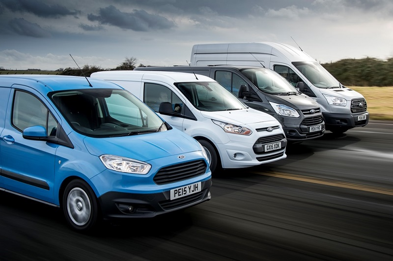 Different van speed limits- the car-derived Fiesta van has car limits but larger van speed limits - the car-derived Fiesta van has car limits but larger vans speeds must be 10mph ower on single and dual carriageways