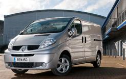 Renault Traffic Sport Van