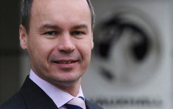 Paul Adler has been appointed Vauxhall