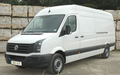 VW Crafter: