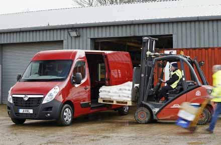 What van best suits your business