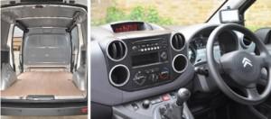 Citroën packs extras for enterprising van drivers