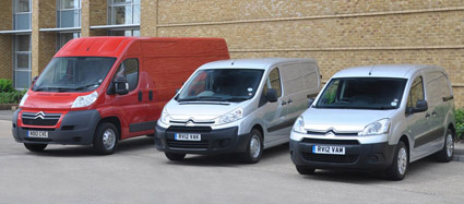 Citroën packs extras for enterprising van drivers