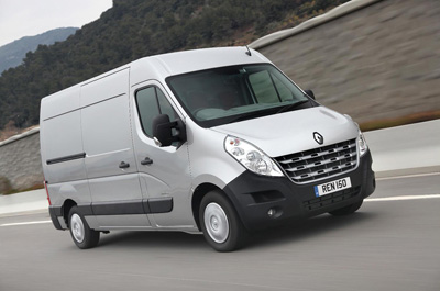 All-round improvements for Renault Master