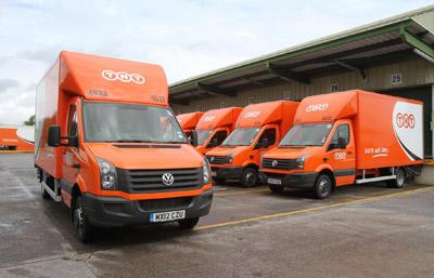TNT picks Volkswagen Crafter conversion for box van trial
