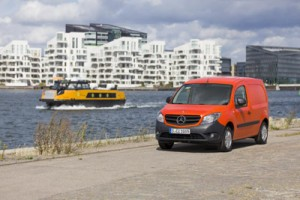 Mercedes-Benz's versatile new Citan van due early next year