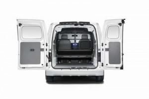 Nissan confirms production of zero-emissions e-NV200 van