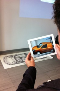 Mercedes-Benz Citan in virtual reality