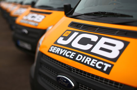Greenshields JCB has just ordered 32 new Ford Transits