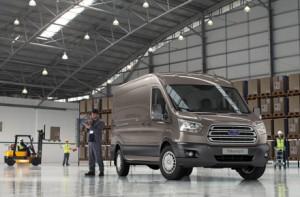 New Ford Transit Custom promises improved resale values