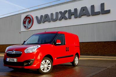 Vauxhall wins top accolade at UTV Business Awards