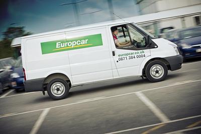 Europcar adds vans to major airport locations