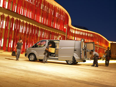 Ford prices up its comprehensive new Transit Custom range