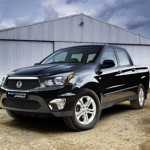 SsangYong reveals prices and spec for new Korando Sports 4x4 pick-up