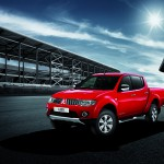 Mitsubishi's 4x4 workhorse stands out from the crowd