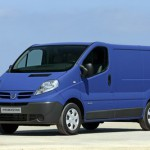 Nissan van range wins manufacturer security award