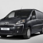 ProAce puts Toyota back in the UK van market