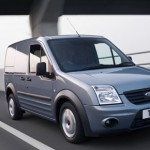Ford Transit Connect, winner of Small Van of the Year
