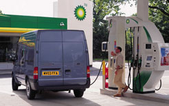 Fuel price rises