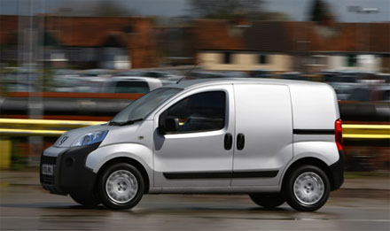 6b447bcdf0 Peugeot s sparky little Bipper – the small van that thinks big