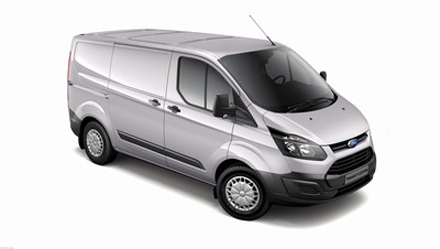 Ford's 'fuel-sipping' Transit Custom ECOnetic offers class-leading economy
