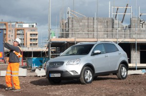 New SsangYong 4x4 commercial could take you beyond tarmac