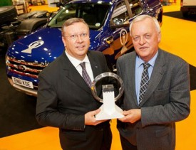 Ford Ranger beats the competition in International Pick-Up Award 2013