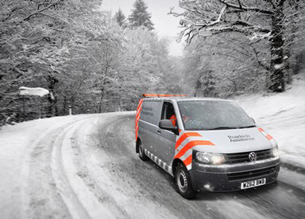 Volkswagen Commercial Vehicles offers free winter check