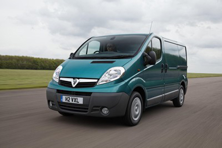 Vauxhall hones leasing rates across entire van range