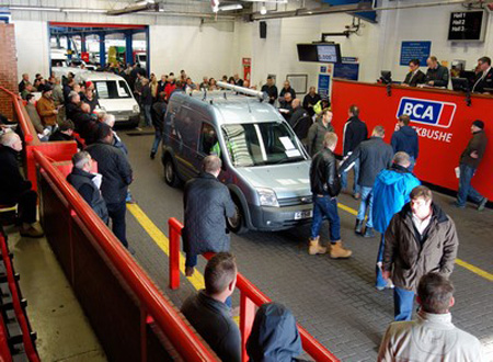 December stock shortages push up used LCV values