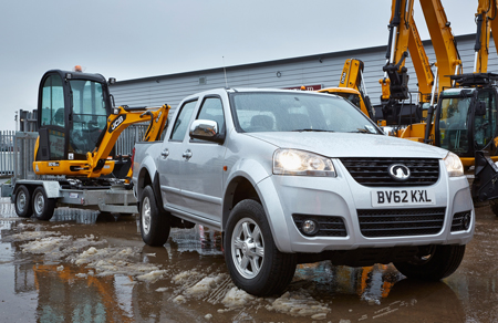 Great Wall Steed gets towing weight boost