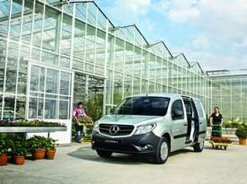 Mercedes Citan small van