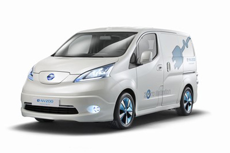 Could an all-electric van work for your business?