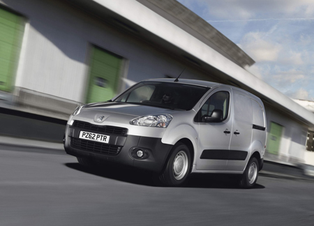Is this dashing and capable Peugeot the perfect Partner for your business?