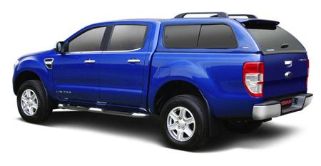 Ford Range Hardtops Business Vans