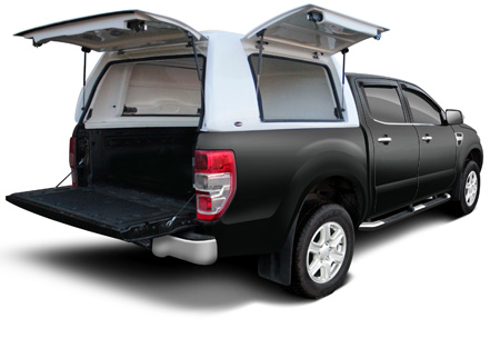 Truckman Utility Top For Ford Ranger Business Vans