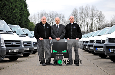 Van Monster opens Glasgow operation with new £500,000 depot