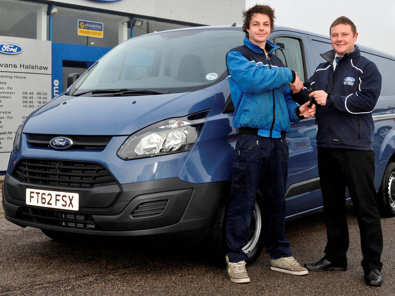 ford cv apprentice scheme taps into the knowledge business vans. Cars Review. Best American Auto & Cars Review
