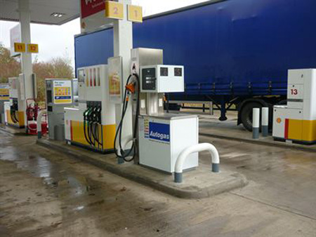 Find out about dramatic fuel cost savings from Autogas at the CV Show