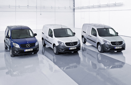 Why Citan is a 'star' performer for Mercedes-Benz