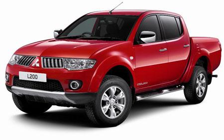 Pick-up a Mitsubishi L200 Trojan with £2,000 off