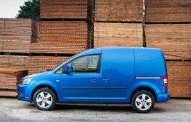 Grab a new Volkswagen van from £199 a month