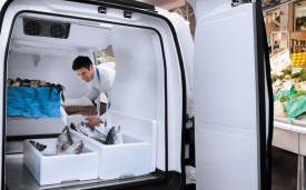 Nissan NV200 FridgeVan