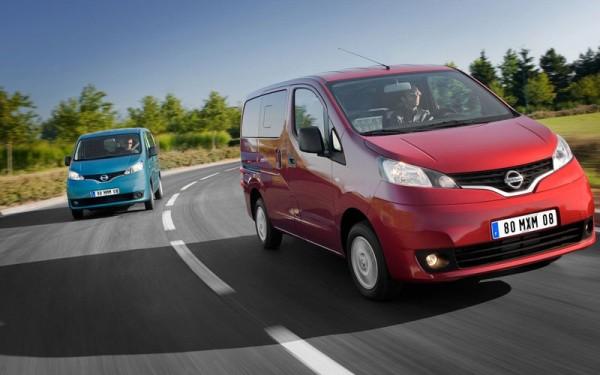 Nissan NV200 Crew Van