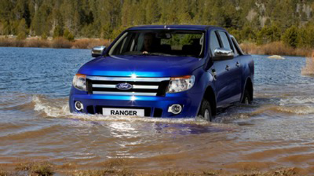 Ford's Rugged Ranger has the muscle to back up its brawny looks