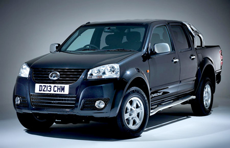 Two new special editions for Britain's cheapest 4x4 pick-up