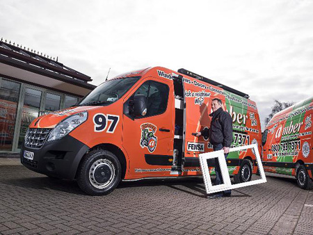 Glazing firm takes a shine to Renault Masters