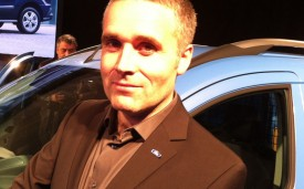 Paul Wraith, Design Supervisor, Ford