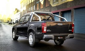 Isuzu showcases style-enhancing and practical D-Max accessory range