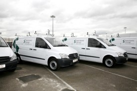 Van monitoring system helps slash costs